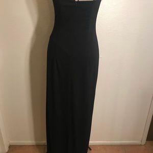 Vintage Dresses - Vintage Sequin dress gown